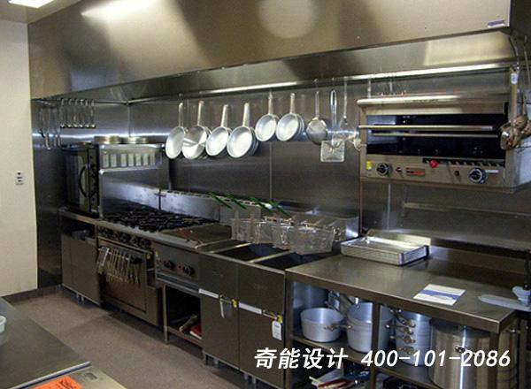 酒店餐厅厨房设计要点