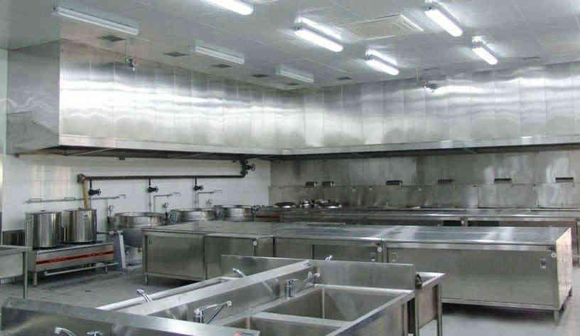 商用厨房设计图-厨房效果图