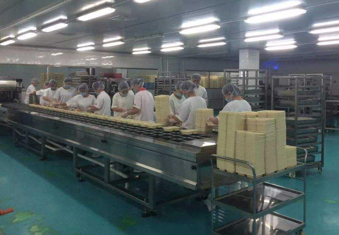 中央厨房卫生管理-食品卫生