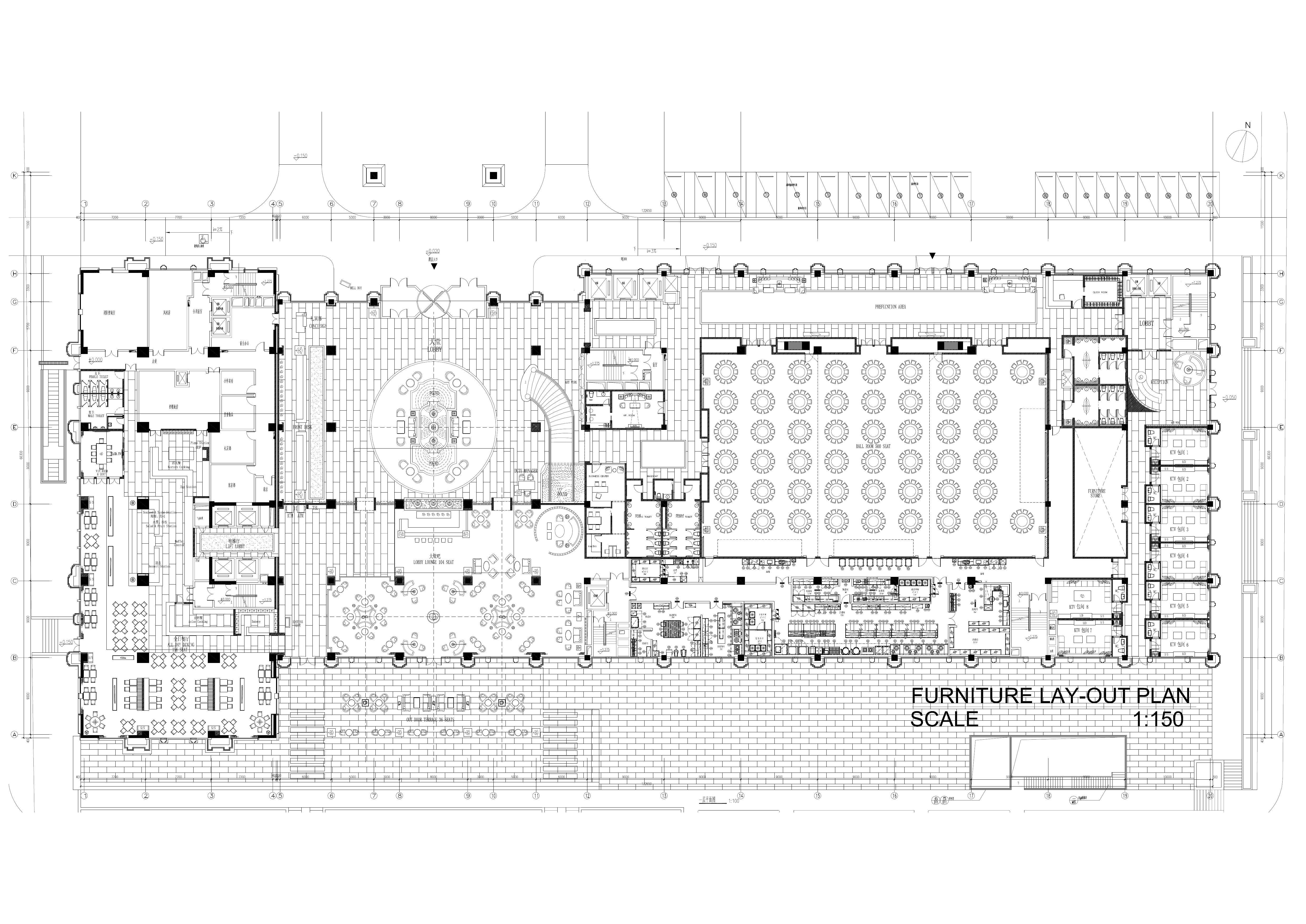 食堂厨房设计规范