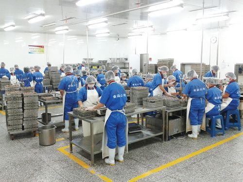 食品中央厨房怎样建设-包装间