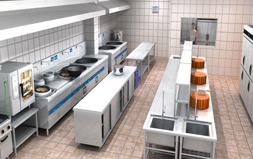 餐饮厨房设计标准及注意事项_电位设计