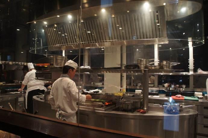 酒店厨房设计要求-灯光
