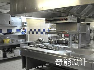 做专业商用厨房设计的重要性,如何科学定制商用厨房?