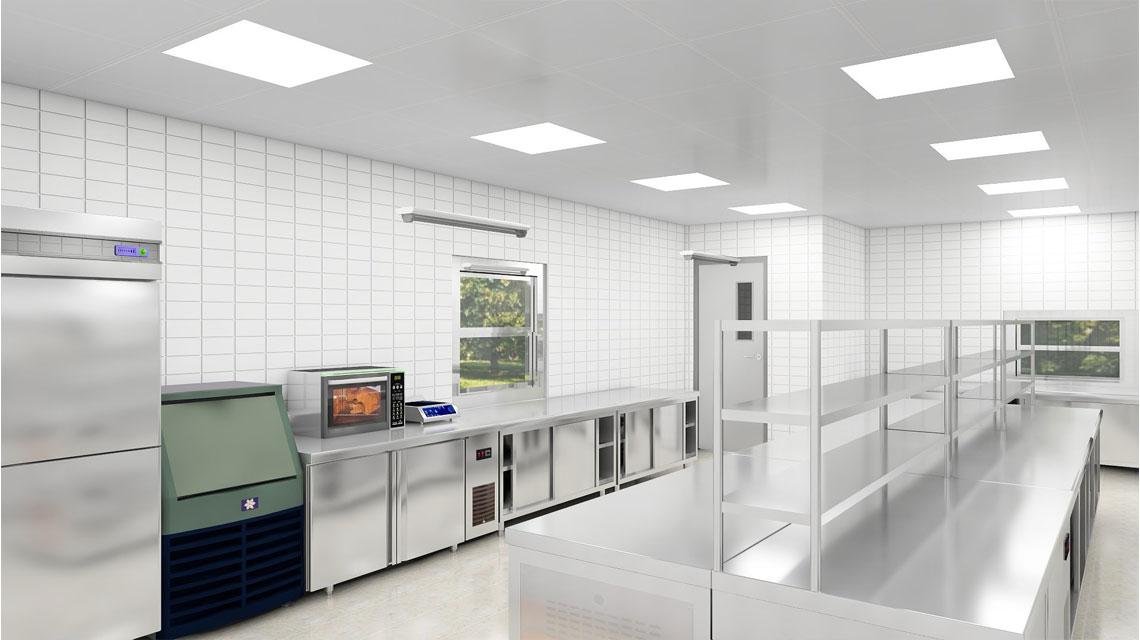 商用厨房设计-冷链设备