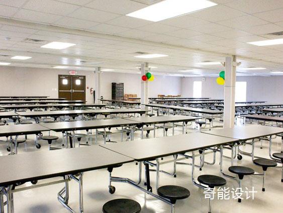 学校食堂厨房设计图1