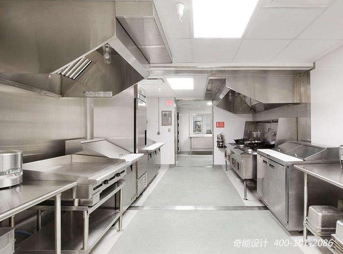 酒店厨房消防设计规范