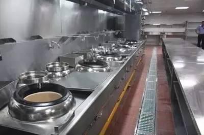 食堂后厨需要设计吗