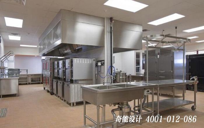 酒店厨房深度设计