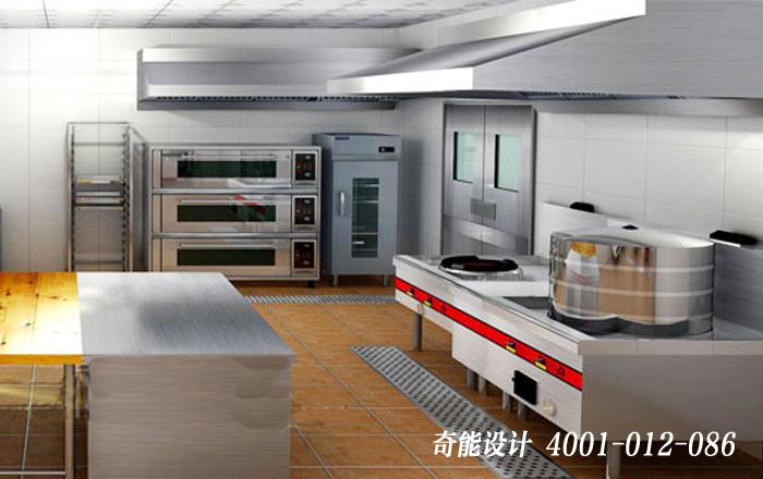 餐馆厨房整体设计该找什么样的公司来做?
