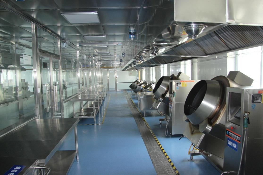 中央厨房设计思路流程,专业设计方案