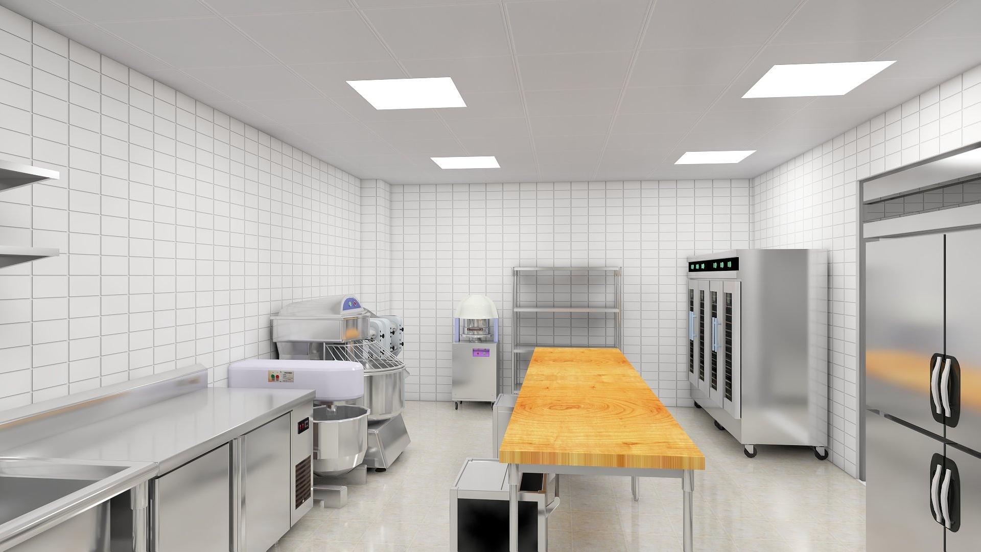 酒店厨房设计-解析厨房过道到底多宽合适