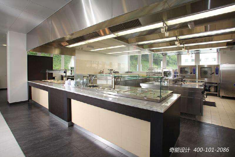 西餐厅厨房设计有那些基本的原则?