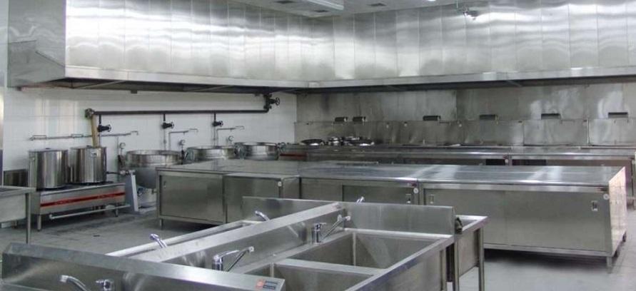 什么类型的食堂需要厨房设计?