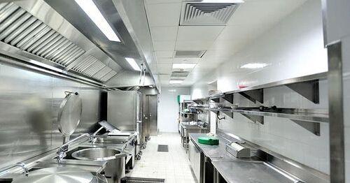 星级酒店厨房设计