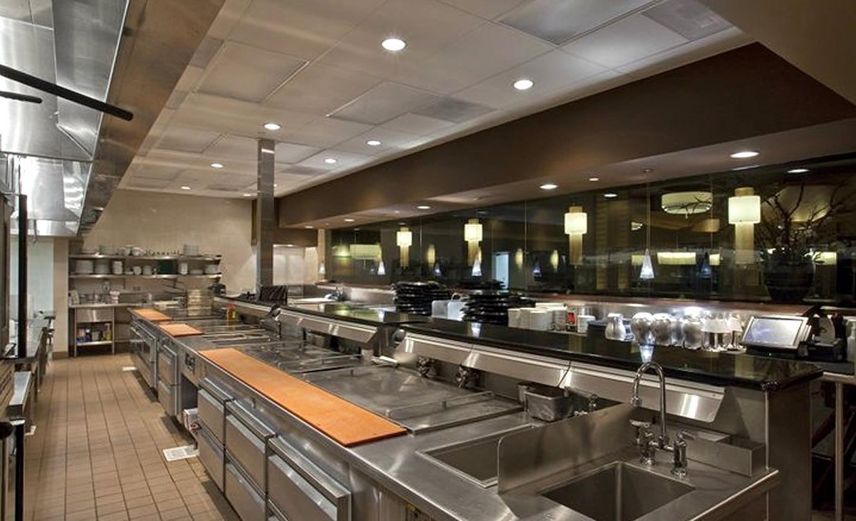 设计师是如何配置星级酒店厨房设备的