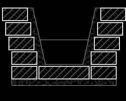 小饭店厨房布局设计-排水明沟