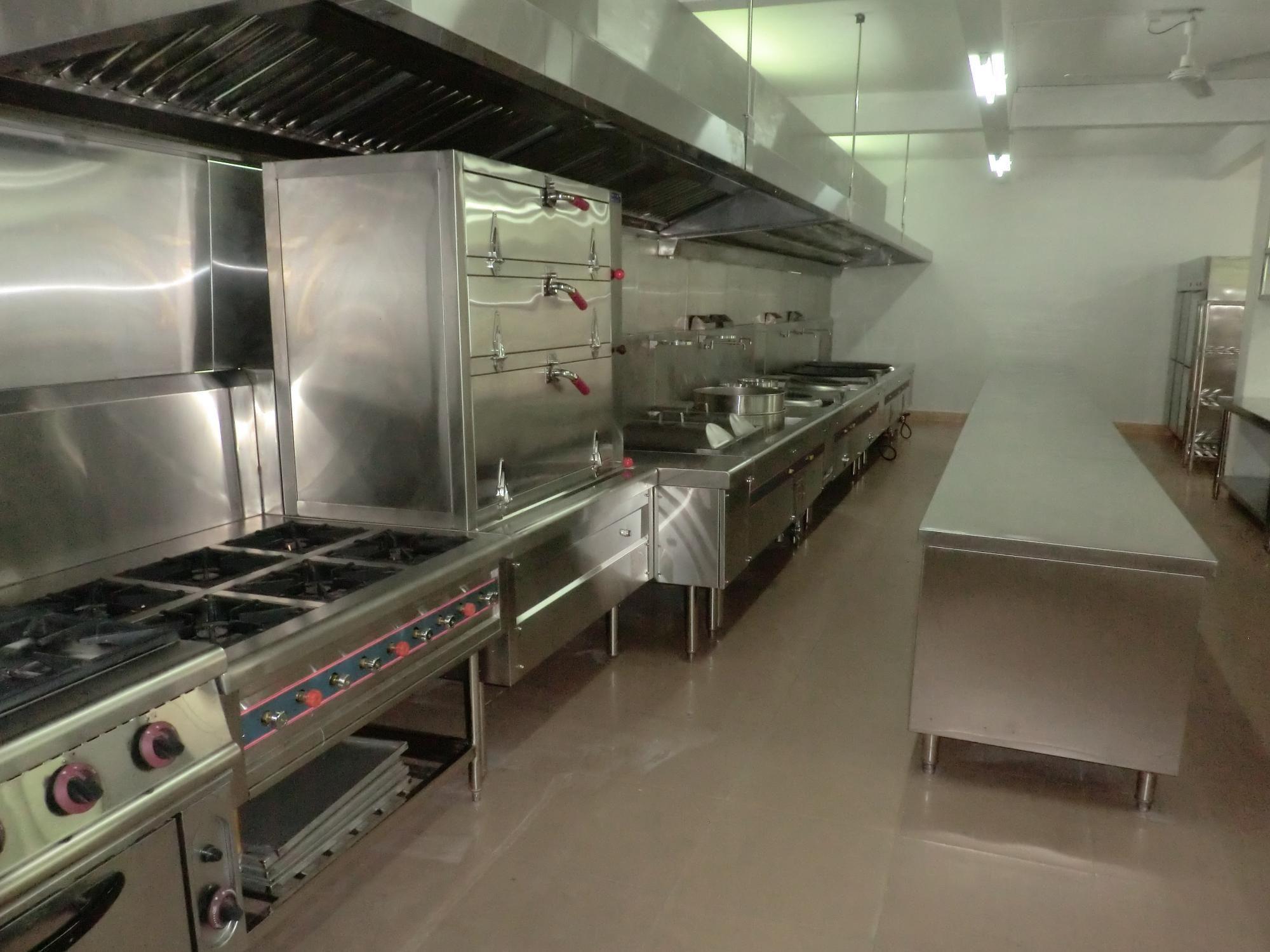 小饭店厨房布局设计