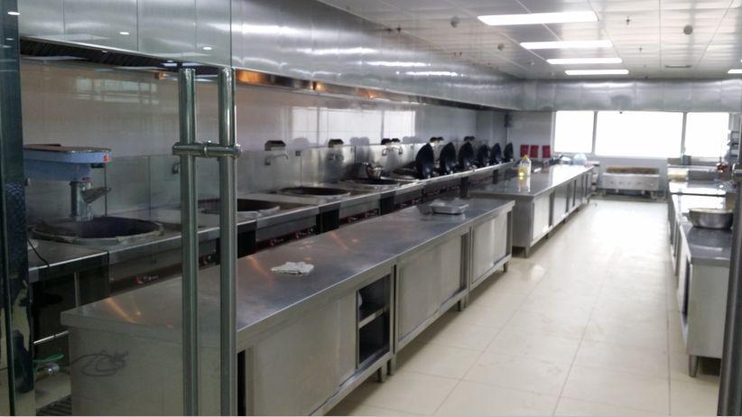 员工食堂厨房设计