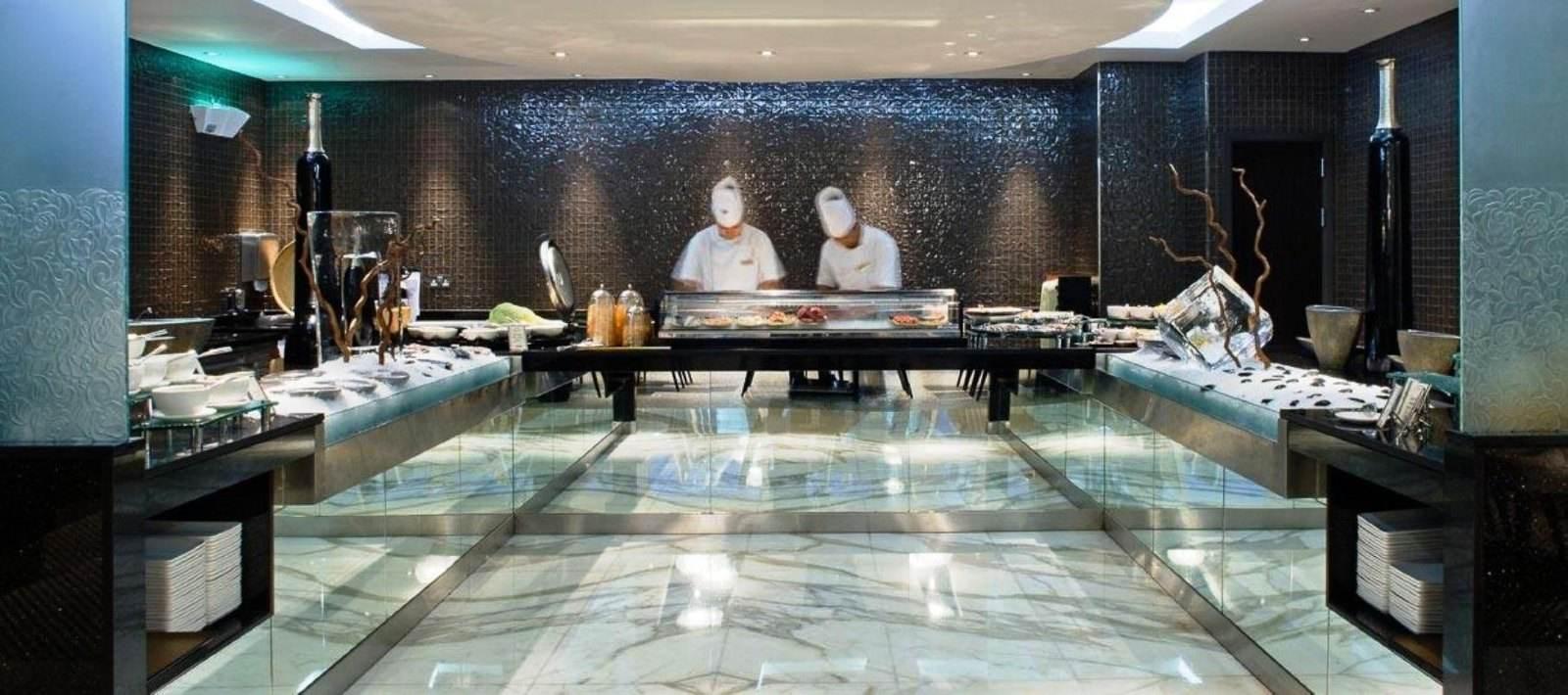 星级酒店和普通酒店厨房设计的区别