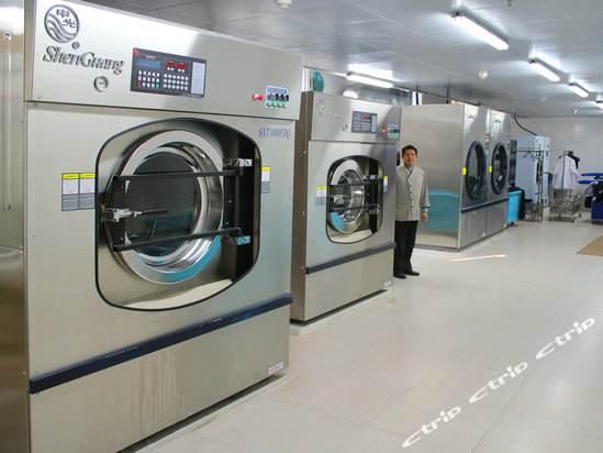 酒店厨房洗衣房设计
