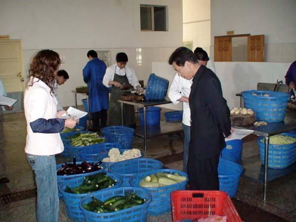 蔬菜粗加工间-奇能设计百科