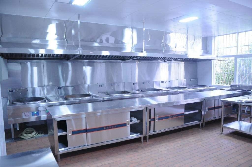 单位食堂后厨多大面积需要找厨房设计公司
