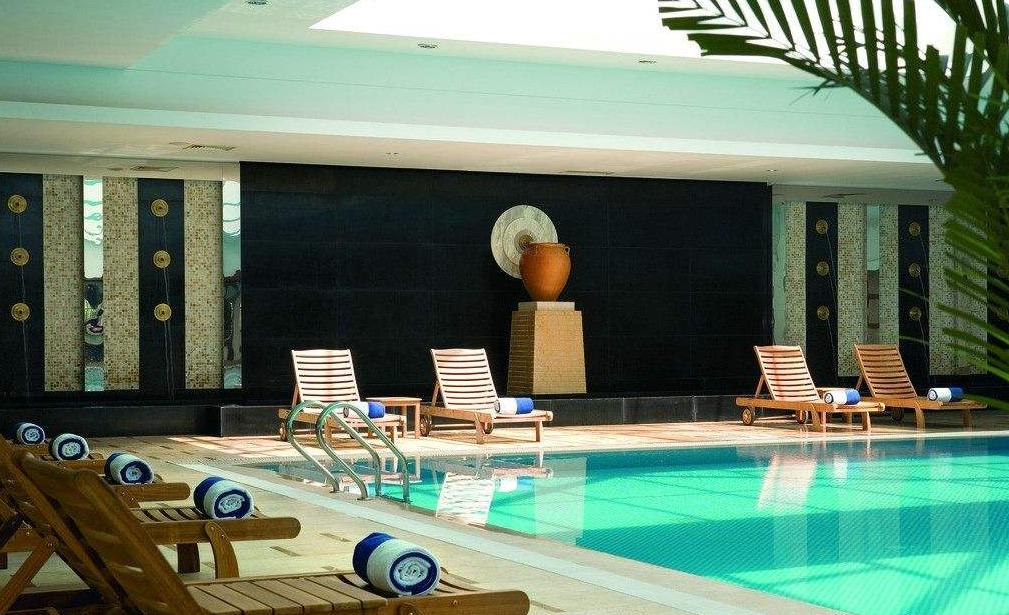 四星级酒店设计规范-休闲区