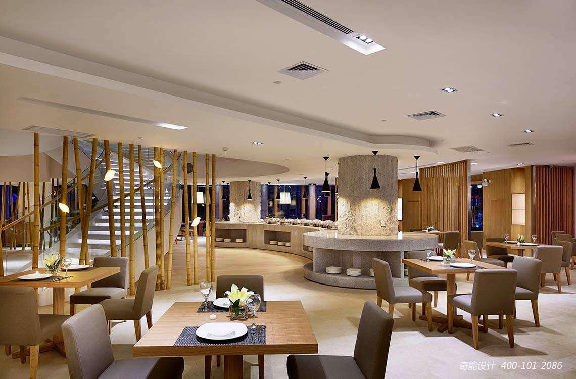 关于法式酒店空间设计的介绍