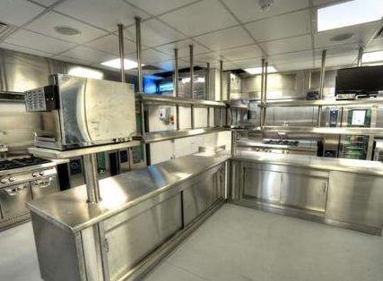 酒店厨房设计范围包括哪些