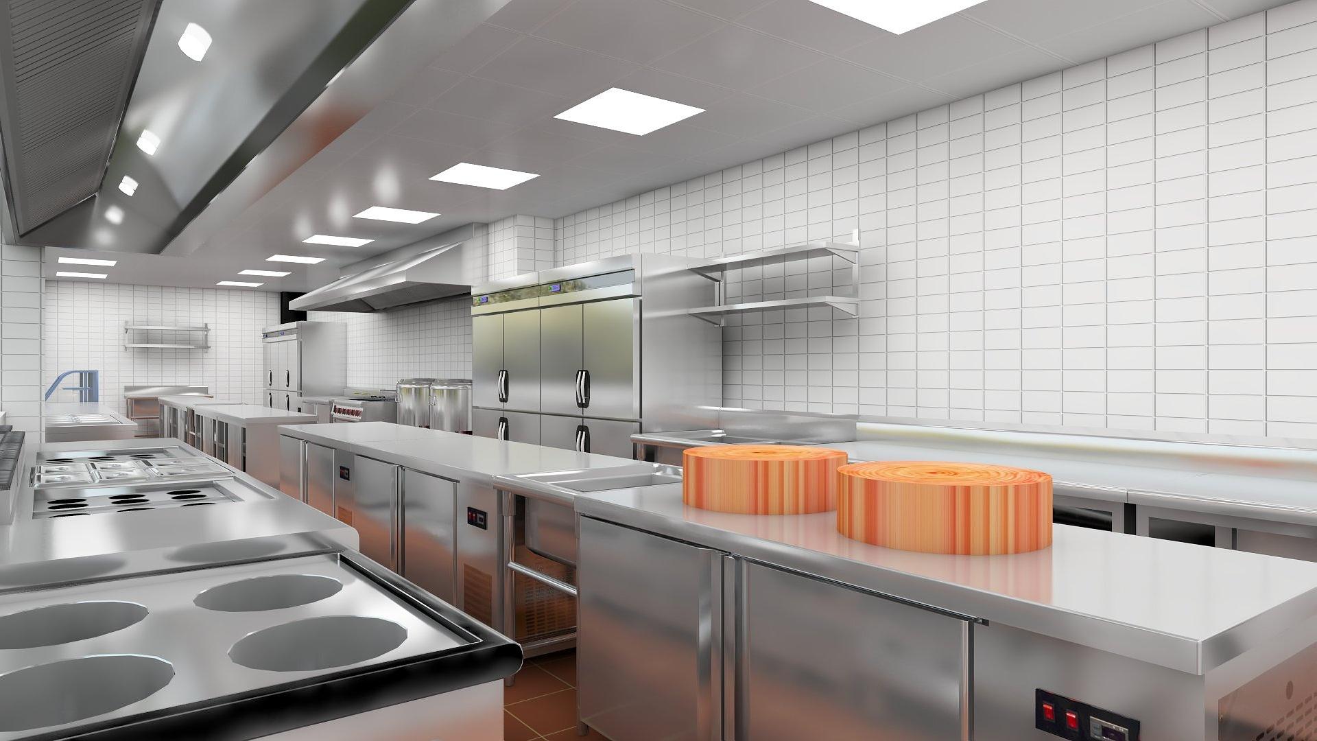 酒店后厨噪声怎么解决?深度解析厨房噪声!设计师注意了!