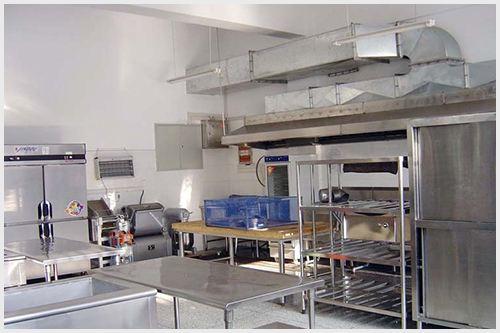 厨房功能间设计