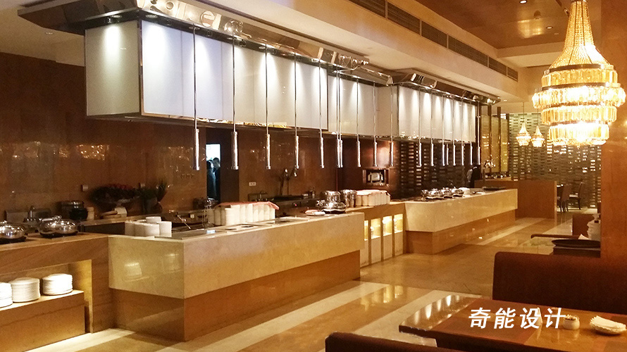 酒店厨房设计方案