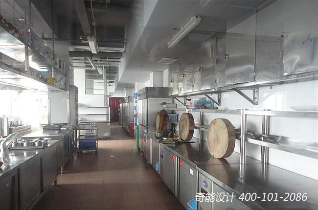 酒店厨房设计中各区域的处理方法