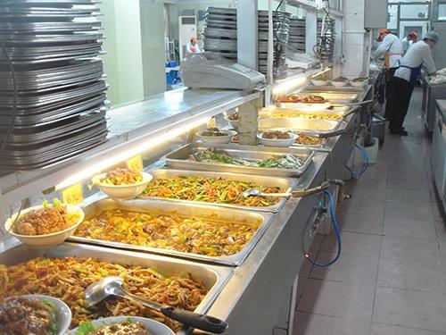 开放式食堂设计时要考虑哪些应素