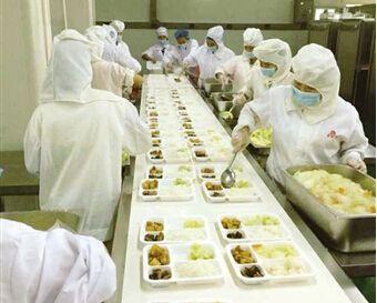 中央厨房许可卫生审查规范(五)