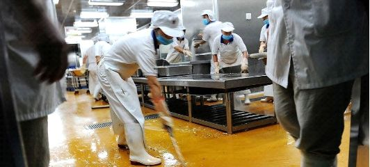 中央厨房许可卫生审查规范(三)