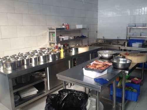 餐厅厨房设计应包含哪些设备-调理区