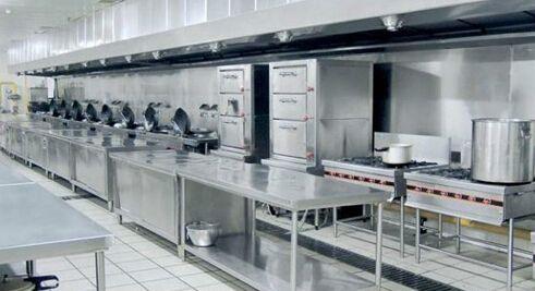 酒店厨房设备设计的流程是什么