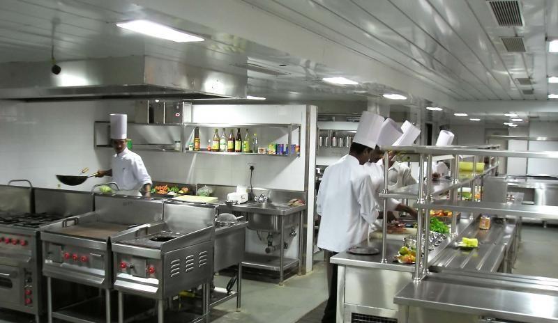 针对三大中国餐饮业厨房现状三