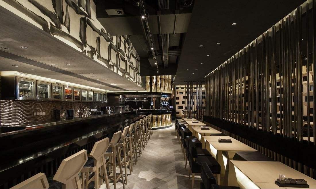 饭店厨房设计-餐厅与厨房面积占比