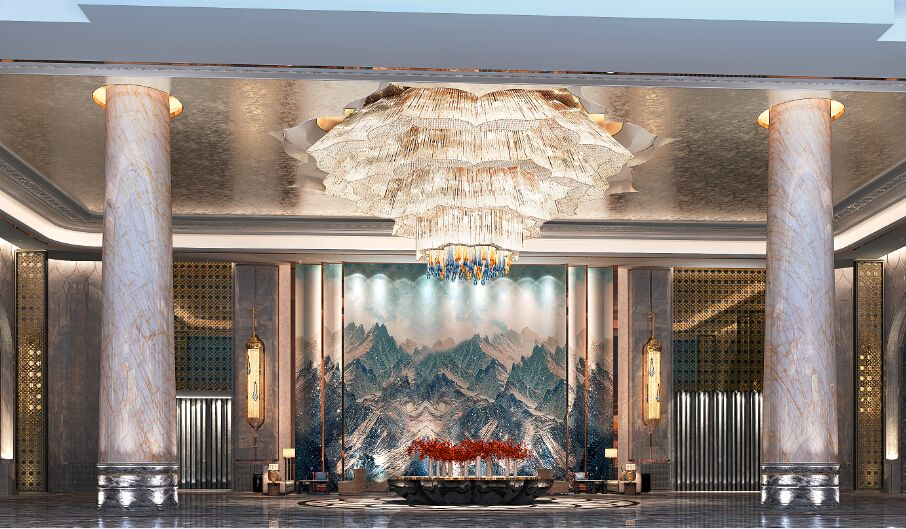 五星级酒店有什么设计要求-大厅