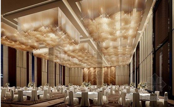 五星级酒店有什么设计要求-宴会厅