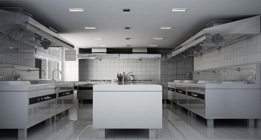 商用厨房规划设计