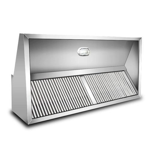 商用厨房设计-排烟风量计算
