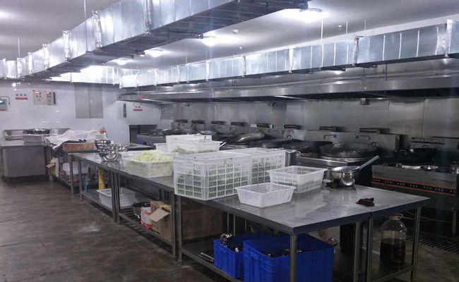食堂各个功能间的设计规范