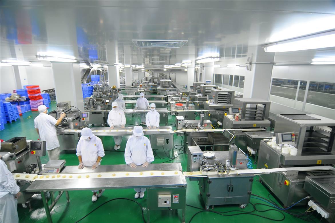 食品生产车间布局标准-中央厨房设计