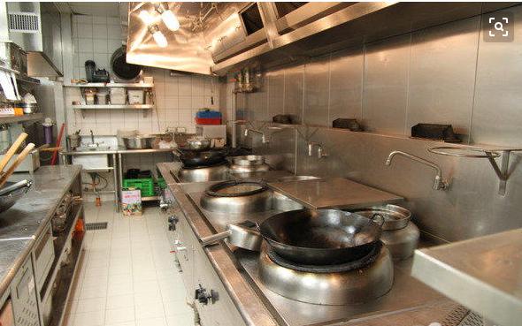 饭店厨房设计规范
