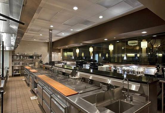 餐饮业厨房设计各功能间深度优化
