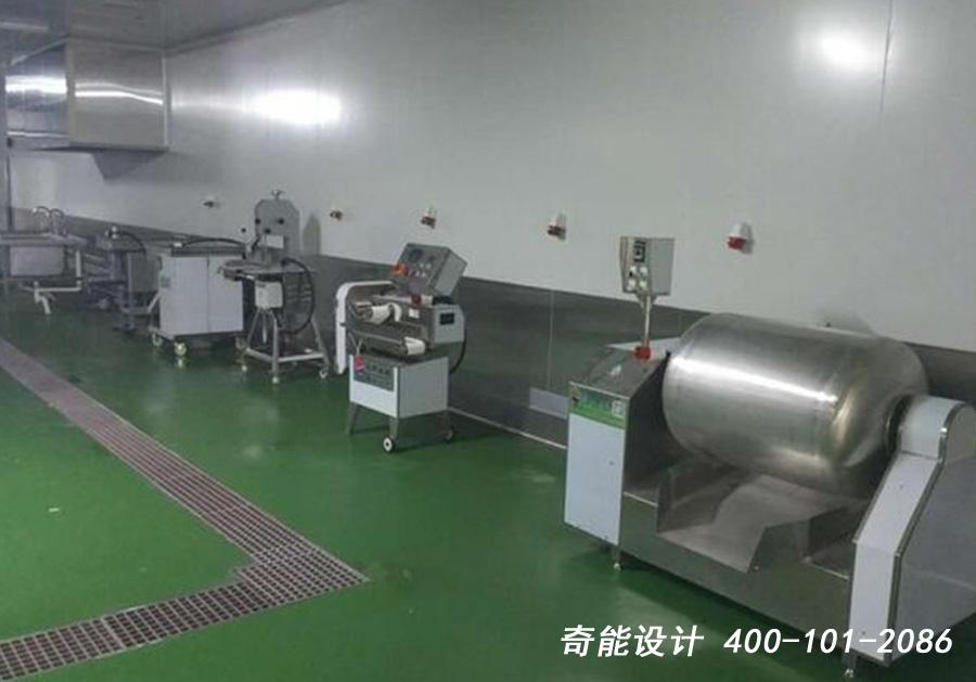 中央厨房肉类加工设备图片